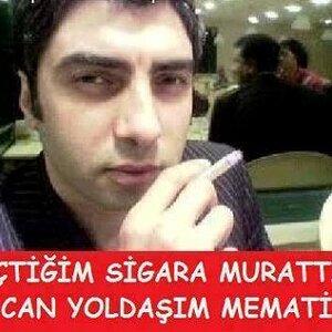 """""""İçtiğim sigara Muratti, Can yoldaşım Memati."""" -Polat Alemdar."""