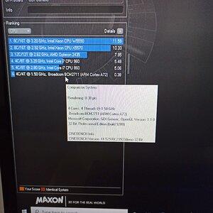 Raspberry Pi 4'ü Cinebench R11.5 Testine Soktum